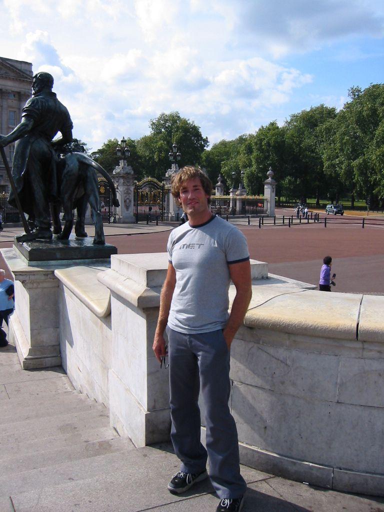 Ausflug nach London (Jahr 2002)