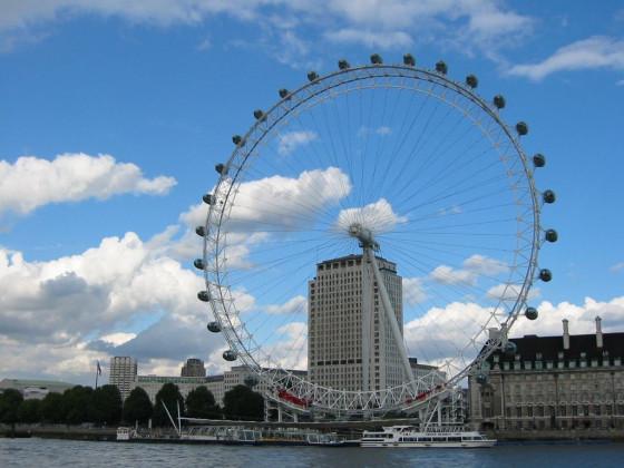 Ausflug nach London (2002)